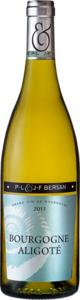 J F & P L Bersan Bourgogne Aligoté 2012 Bottle