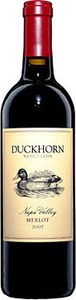 Duckhorn Merlot 2012, Napa Valley Bottle