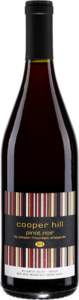 Cooper Hill Pinot Noir 2013, Willamette Valley, Made With Organic Grapes Bottle