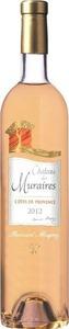 Château Des Muraires 2014, Côtes De Provence Bottle