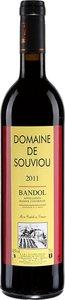 Domaine De Souviou Bandol 2011 Bottle