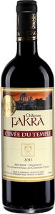 Fakra Cuvée Du Temple 2010 Bottle
