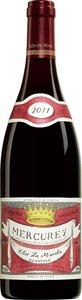 Domaine Louis Max Clos La Marche Mercurey 2011 Bottle