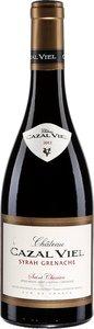 Château Cazal Viel Syrah / Grenache 2011, Saint Chinian Bottle
