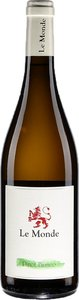 Le Monde Pinot Bianco 2013 Bottle