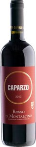 Caparzo Rosso Di Montalcino 2012 Bottle