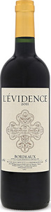 Jean Philippe Janoueix L'evidence 2011 Bottle