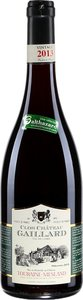 Clos Château Gaillard Touraine Mesland 2013 Bottle