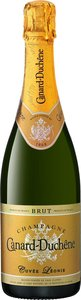Canard Duchêne Cuvée Léonie, Champagne Bottle