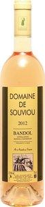 Domaine De Souviou Bandol Rosé 2013 Bottle