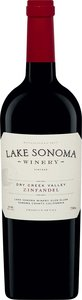 Lake Sonoma Winery Dry Creek Valley Zinfandel 2010 Bottle