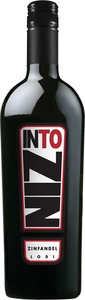 Into Zin Zinfandel 2013, Lodi Bottle
