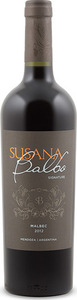 Susana Balbo Signature Malbec 2012, Uco Valley, Mendoza Bottle
