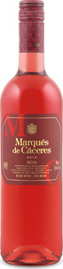 Marqués De Caceres Rioja Rosé 2014 Bottle