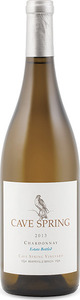Cave Spring Estate Bottled Chardonnay 2013, VQA Beamsville Bench, Niagara Peninsula Bottle