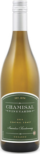 Chamisal Stainless Chardonnay 2014, Central Coast Bottle