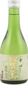 Kagatobi Gokkan Junmai Sake (300ml) Bottle