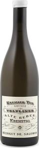 Salomon Undhof Kremser Tor Alte Reben Reserve Grüner Veltliner 2013 Bottle