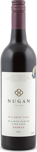 Nugan Estate Mclaren Parish Vineyard Shiraz 2013, Mclaren Vale, South Australia Bottle