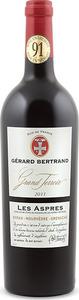 Gerard Bertrand Grand Terroir Les Aspres Syrah/Mourvèdre/Grenache 2011, Ap Côtes Du Roussillon Bottle