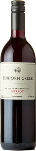 Tinhorn Creek Merlot 2012, Okanagan Valley Bottle