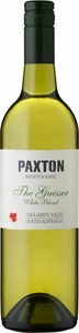 Paxton The Guesser White Organic 2015, Mclaren Vale Bottle
