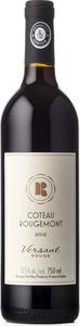 Côteau Rougemont Versant Rouge 2013 Bottle