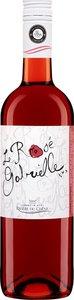Le Rosé Gabrielle Vignoble Rivière Du Chêne Vin Rosé 2014 Bottle
