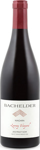 Bachelder Lowrey Vineyard Pinot Noir 2012, VQA St. David's Bench, Niagara Peninsula Bottle
