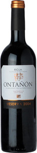 Ontañón Reserva 2005 Bottle