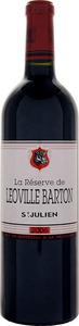La Réserve De Léoville Barton 2011 Bottle