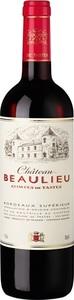 Château Beaulieu Comtes De Tastes 2008, Ac Bordeaux Supérieur Bottle
