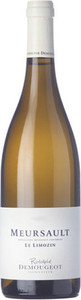 Domaine Rodolphe Demougeot Meursault 2012 Bottle