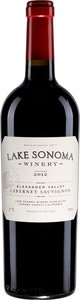 Lake Sonoma Alexander Valley Cabernet Sauvignon 2012, Alexander Valley Bottle