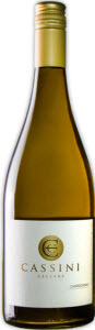 Cassini Chardonnay Rsv 2011, BC VQA Okanagan Valley Bottle
