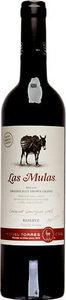 Las Mulas Cabernet Sauvignon Reserve 2013 Bottle