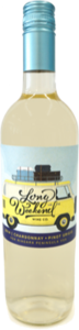Long Weekend Chardonnay Pinot Grigio 2014, VQA Niagara Peninsula Bottle