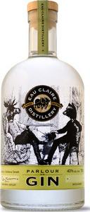 Parlour Gin Bottle