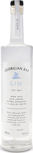 Georgian Bay Gin Bottle
