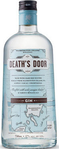 Death's Door Gin, Wisconsin Bottle