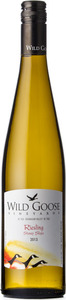 Wild Goose Vineyards Stoney Slope Riesling 2011, VQA Okanagan Valley Bottle