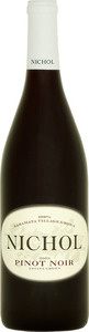 Nichol Vineyards Pinot Noir 2012, Naramata, Okanagan Valley Bottle
