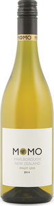 Momo Pinot Gris 2014, Marlborough, South Island Bottle