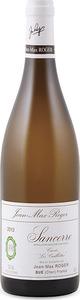 Jean Max Roger Cuvée Les Caillottes Sancerre 2013, Ac Bottle