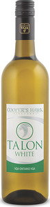 Cooper's Hawk Talon White 2013, VQA Ontario Bottle
