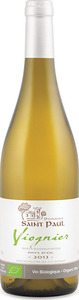 Domaine Saint Paul Viognier 2013, Igp Pays D'oc Bottle