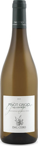 Dal Cero Pinot Grigio 2013, Igt Delle Venezie Bottle