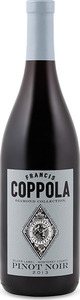 Francis Coppola Diamond Collection Silver Label Pinot Noir 2013, Monterey County Bottle