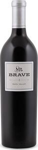 Mt. Brave Cabernet Sauvignon 2011, Napa Valley Bottle