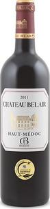 Château Bel Air 2011, Cru Bourgeois, Ac Haut Médoc Bottle